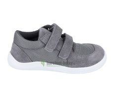 Baby bare shoes Febo sneakers grey
