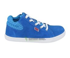 Filii Barefoot SKATER ONE laces velours turquoise M