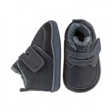 Barefoot Little Blue Lamb Biga dark grey bosá