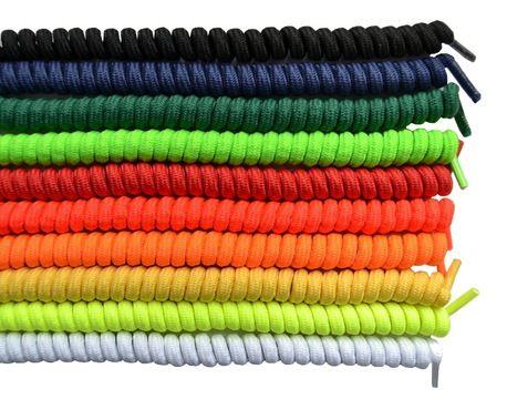 Barefoot Spirálové tkaničky bosá