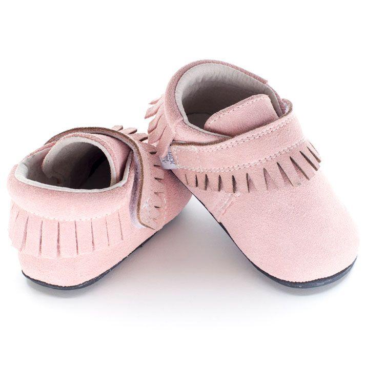 Barefoot Jack and Lily Fringe pink - SOFIA bosá