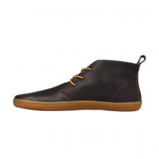 Barefoot Vivobarefoot GOBI L Leather Brown/Hide bosá