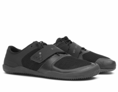 Barefoot VIVOBAREFOOT MOTUS II L MESH ALL BLACK bosá