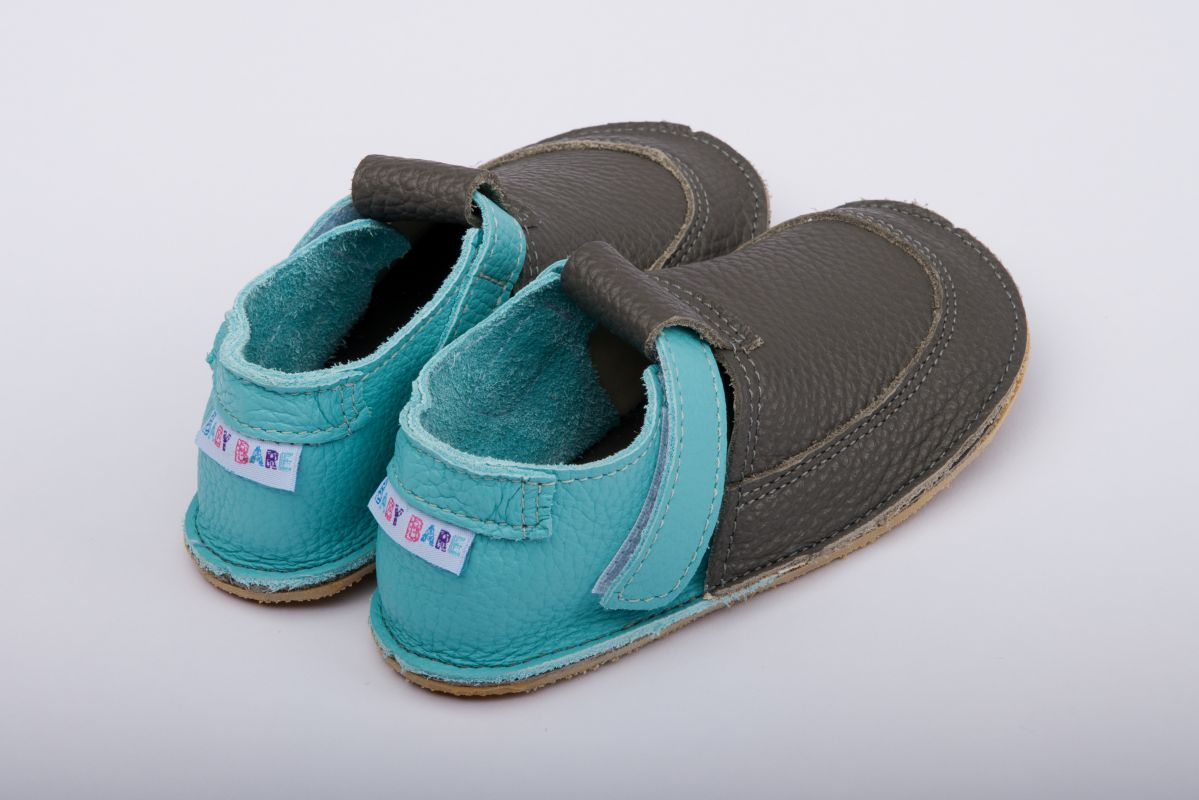 Barefoot BABY BARE SHOES OUTDOOR Fogy bosá