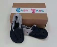 Baby bare shoes Sandálky / papučky IO Gravel