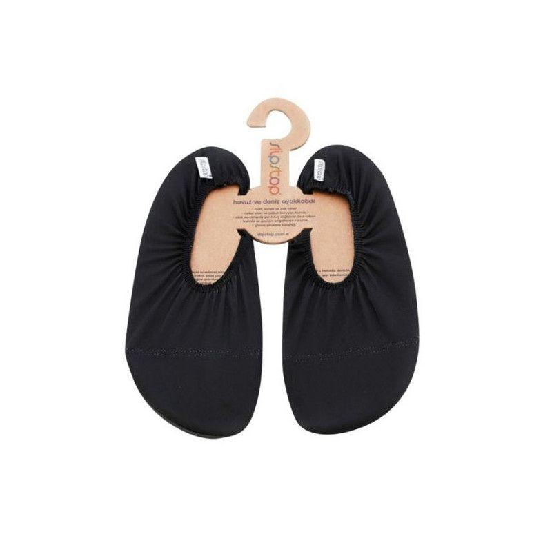 Barefoot Slipstop Black bosá