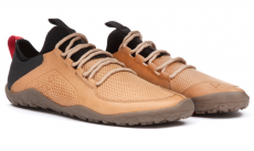Barefoot VIVOBAREFOOT PRIMUS TREK M LEATHER TAN bosá