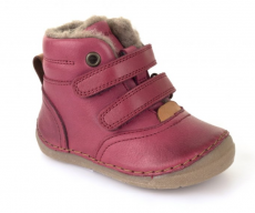 Froddo winter boots Sheepskin bordeaux