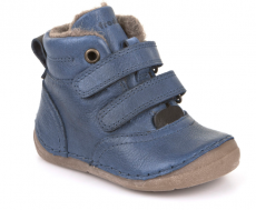 Froddo winter boots Sheepskin denim