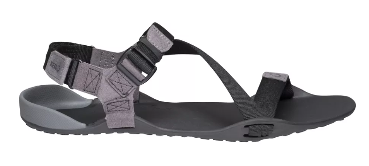 Barefoot XERO SHOES Z-TREK W Black bosá