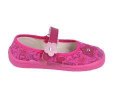 Beda barefoot balerínky růžové