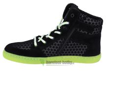 Filii barefoot SKATER Champion laces velour/textile black M