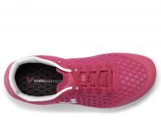 Barefoot Vivobarefoot STEALTH II L Textile Pink bosá