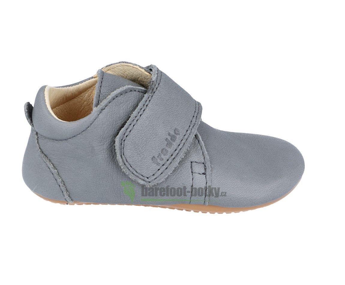 Barefoot Froddo prewalkers grey bosá