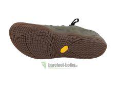 Barefoot Merrell barefoot VAPOR GLOVE 3 luna dusty olive - pánské bosá