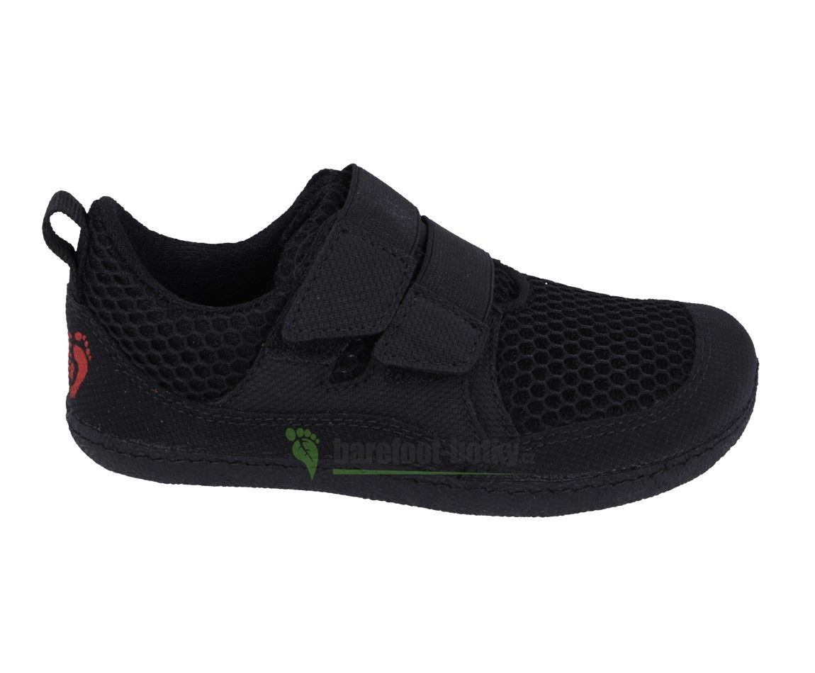 Barefoot Sole Runner Puck Black special edition bosá