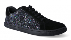 Barefoot tenisky Filii - ADULT SNEAKERS PRINCESS Velours Black