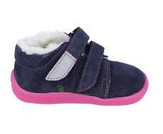 Beda Barefoot - Elisha zimní boty s membránou