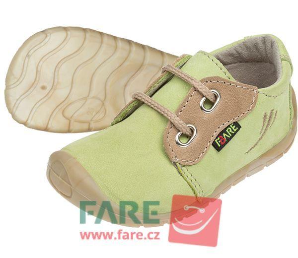 Barefoot FARE BARE DĚTSKÉ CELOROČNÍ BOTY 5012231 bosá