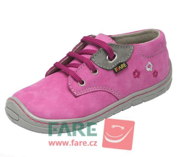 Barefoot FARE BARE dětské celoroční boty 5112252 bosá