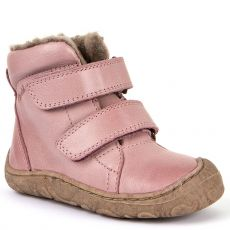 Froddo extra flexible winter boots pink