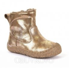 Froddo extra flexible winter boots wool gold