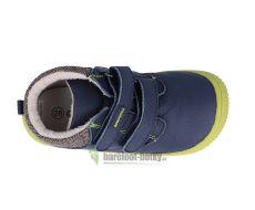 Barefoot Protetika barefoot Harper navy bosá