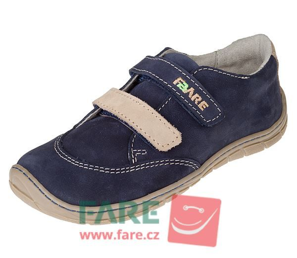 Barefoot FARE BARE dětské celoroční boty 5214201 bosá