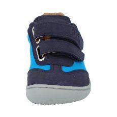 Barefoot Filii Sneaker LEGUAN velcro textile turquois W bosá