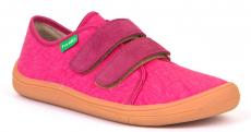 Froddo barefoot tenisky fuchsia
