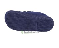 Barefoot Protetika Alix navy - textilní tenisky bosá