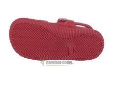 Barefoot Protetika barefoot sandálky Berg koral bosá