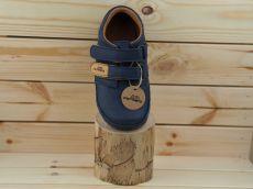 Barefoot Bosé kožené Pegresky B1407 - modrá bosá