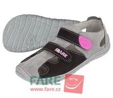 FARE BARE dětské letní boty 5261252