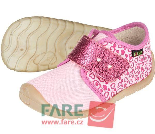 Barefoot FARE BARE DĚTSKÉ TENISKY 5011452 bosá
