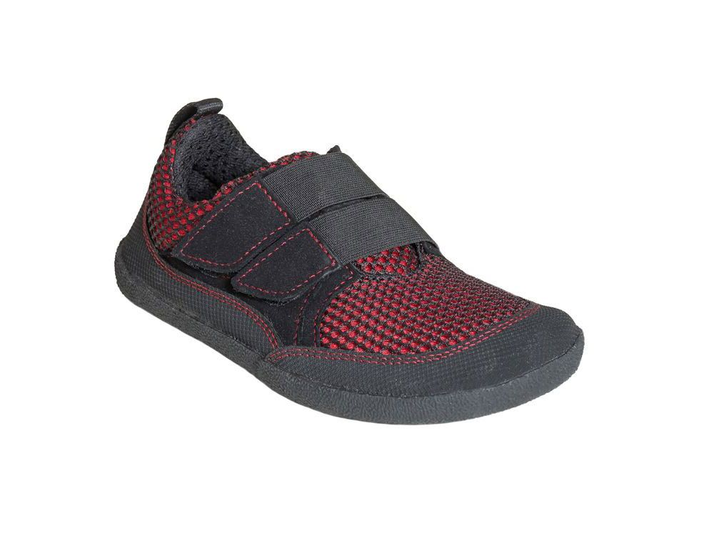 Barefoot Sole Runner Puck Red/Black special edition bosá