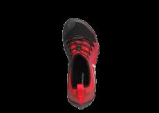 Barefoot Vivobarefoot PRIMUS TRAIL SG L Mesh Black/Red bosá