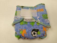 BREBERKY - Kalhotková plenka S - suchý zip