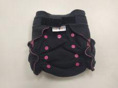 BREBERKY - Svrchní kalhotky fleece M - suchý zip