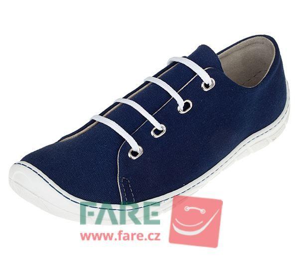 Barefoot FARE BARE BAREFOOT TENISKY 5311401 bosá