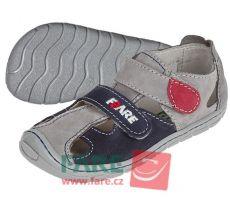FARE BARE dětské letní boty 5161261