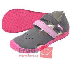 FARE BARE dětské letní boty 5262252