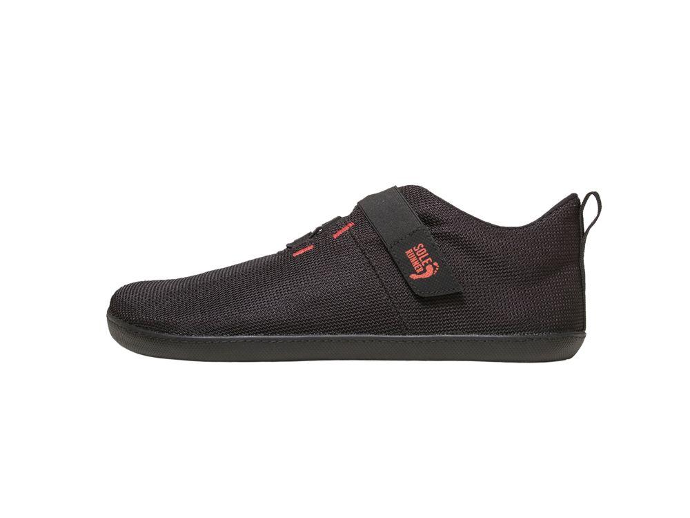 Barefoot Sole runner FX Trainer 5 Black Unisex black bosá