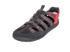 Barefoot Sole runner sandále FX Trainer brown/red bosá
