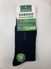 Barefoot Bambusové ponožky AURA VIA - pánské bosá