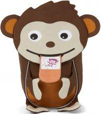 Batůžek pro nejmenší Affenzahn Small Friend Monkey - brown