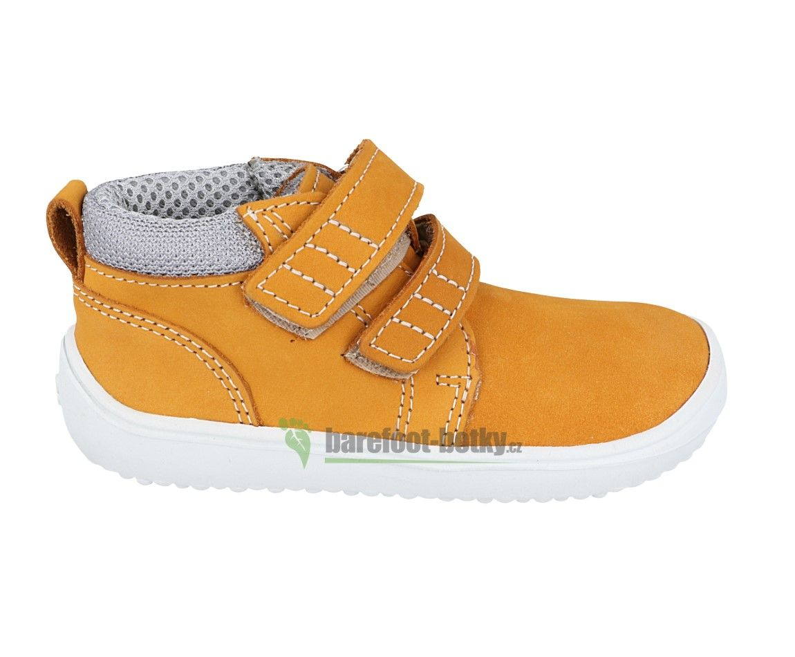 Barefoot Dětské barefoot boty Be Lenka Play - Mango bosá