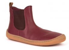 Froddo barefoot kotníkové boty Bordeaux - chelsea