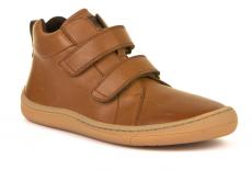 Froddo barefoot kotníkové boty Cognac