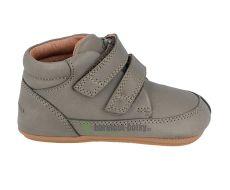 Barefoot boty Bundgaard Prewalker II Velcro Army WS